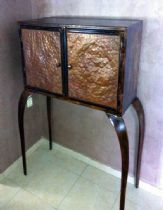 Buffet iron and copper work
