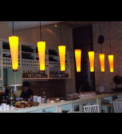 Designs, Francesca restaurant in Rishon Lezion